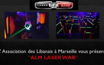 Lazer Game - Association des Libanais à Marseille