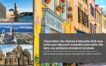 Tour touristique - Association des Libanais à Marseille