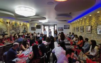 بالصور: جمعية اللبنانيين في مرسيليا تنظم أول نشاط لها - Association des Libanais à Marseille