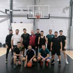 Association des Libanais à Marseille - Les photos de notre équipe de Basketball