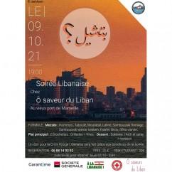 Association des Libanais à Marseille - Soirée libanaise
