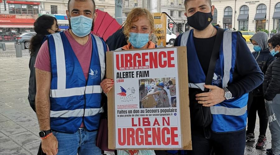 Récolte de don pour les familles dans le besoin au Liban