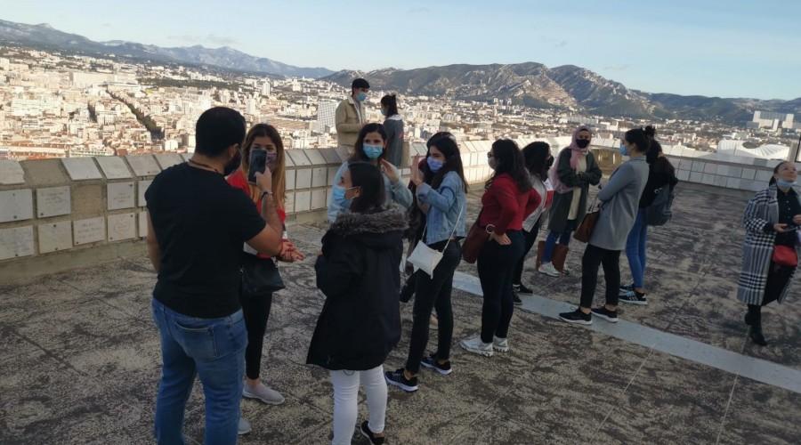 Zoomférence conseil d'orientation + Tour de Marseille