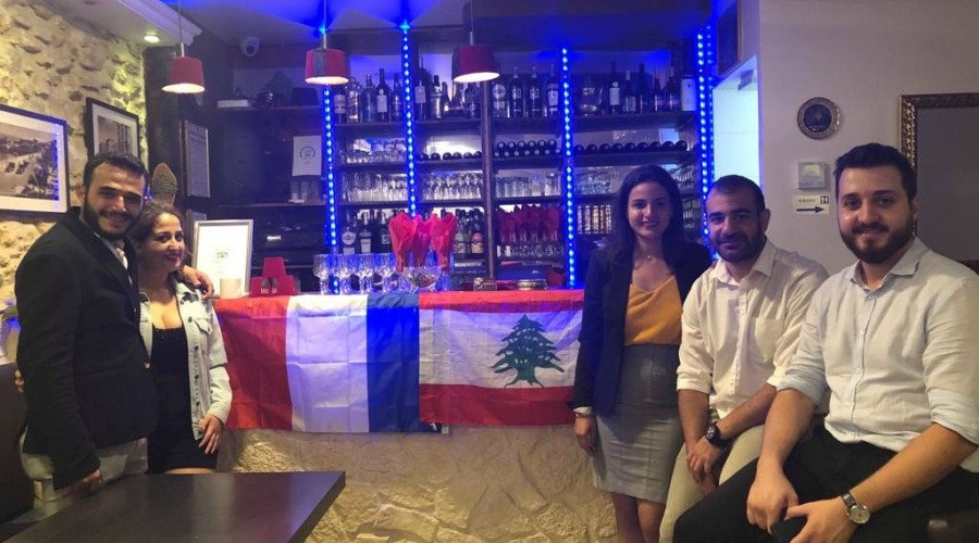 Soirée Libanaise
