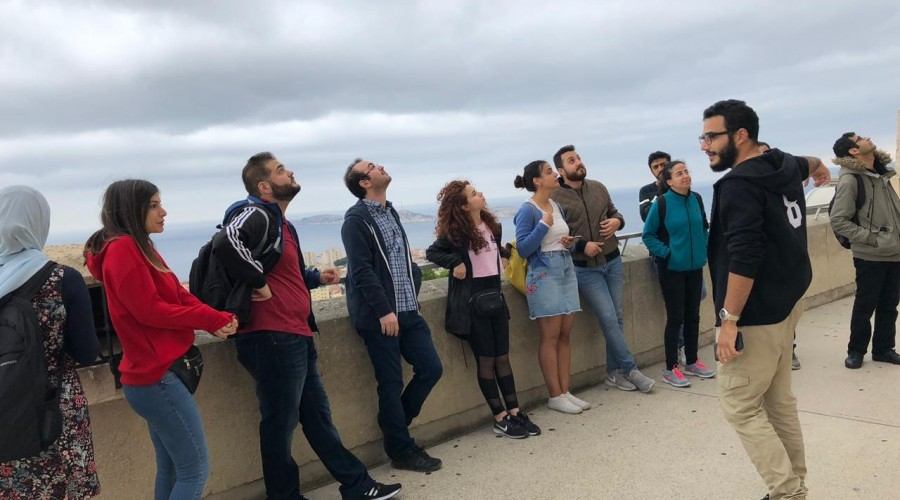 Sortie touristique