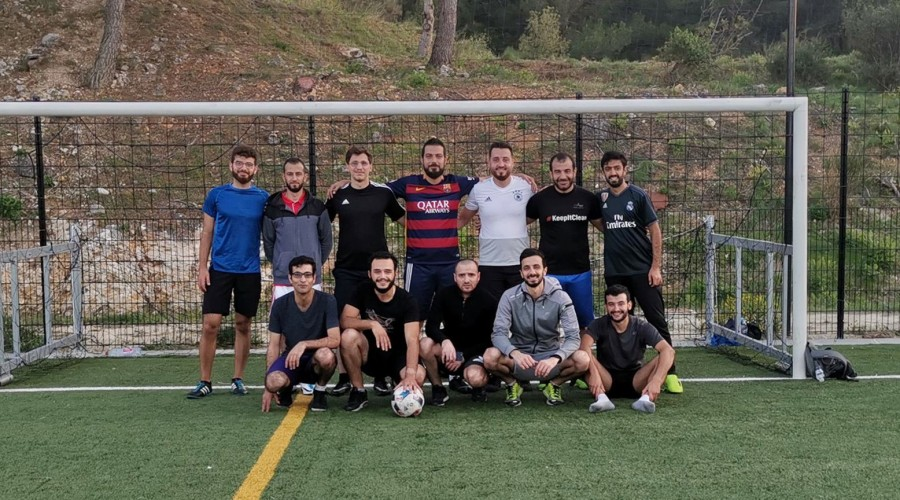 Les photos de notre équipe de Football
